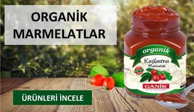 Doğal ve Organik Marmelat Siparişi Vermek İçin